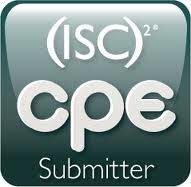 ISC-CPE Credit Logo