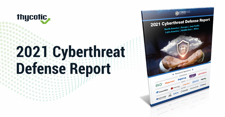 2021 Cyberthreat Defense Report