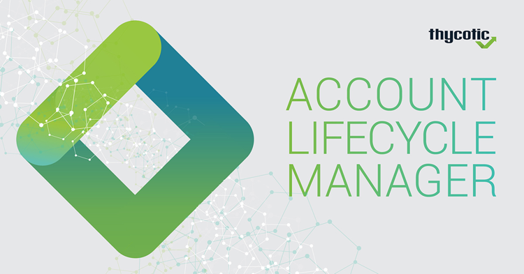 Account Lifecycle Manager Release