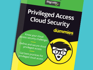Wiley's Privileged Access Cloud Security for Dummies