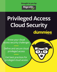 eBook: Privileged Access Cyber Security for Dummies