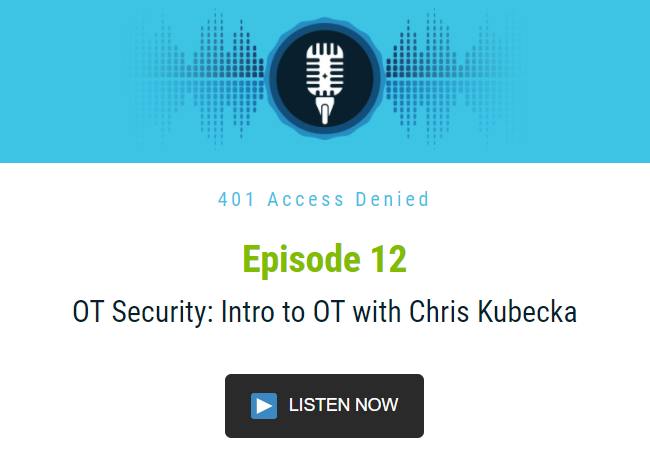 Podcast: OT Security