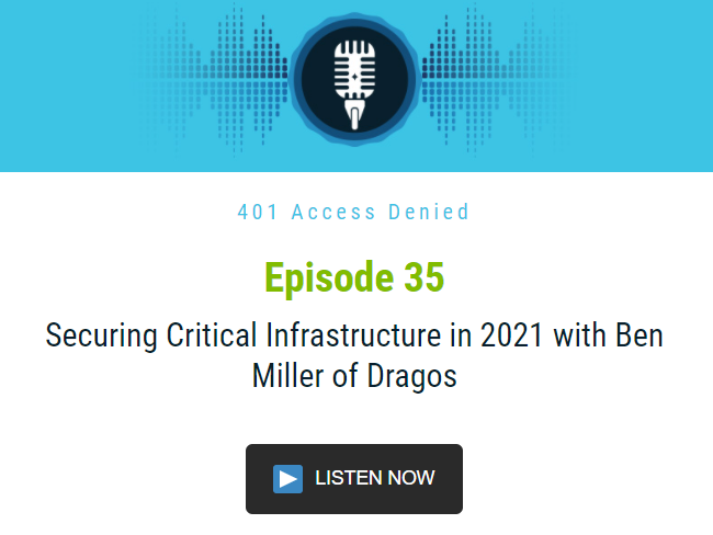 Podcast: Securing Critical Infrastructure