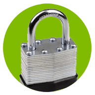 A Secure Enterprise Password Manager