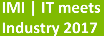 IMI | IT meets Industry 2017