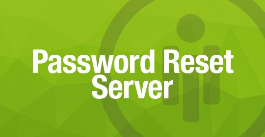 Password Reset Server Self-service Password Reset Software