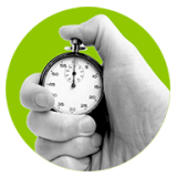 Icon Time Saving - frees up your IT help desk staff