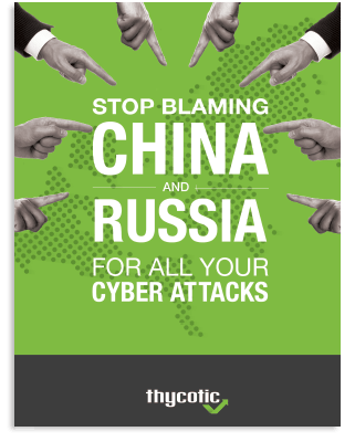 Stop Blaming China And Russia For All Of Your Cyberattacks