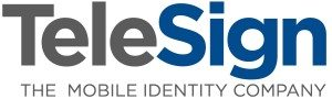 Logo - TeleSign The Mobile Identity Company
