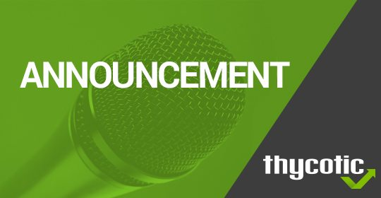 Thycotic Announcement
