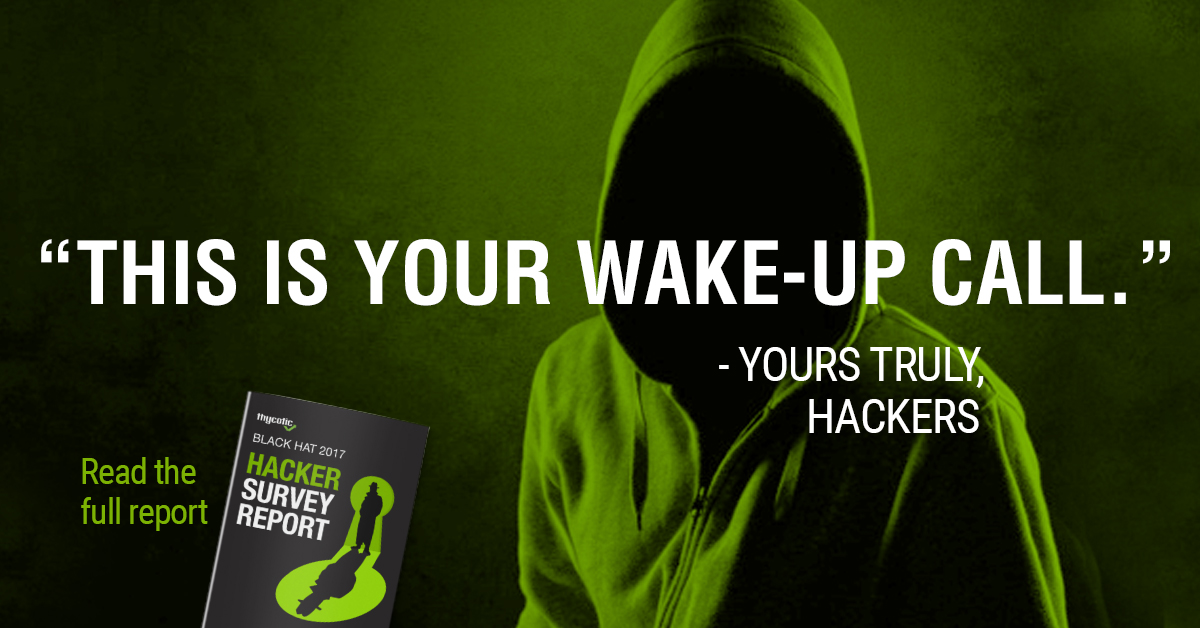 Black Hat Hacker Insights: The easiest way they hack your