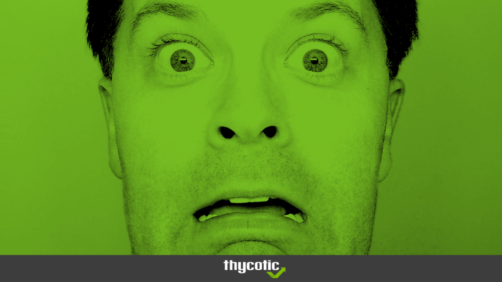 The Face of Scary Data Breaches | Thycotic