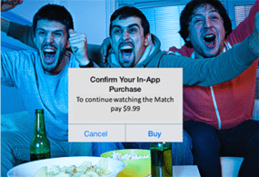 Are in-app purchases safe?