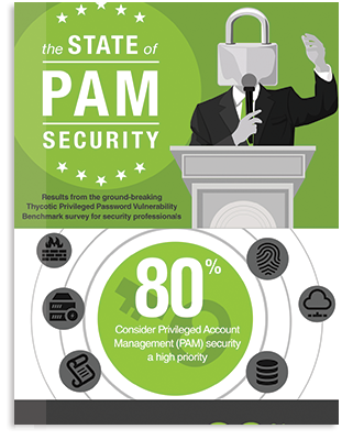 State of PAM 2016 Infographic