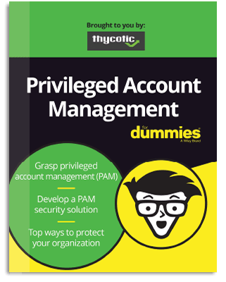 Wiley's Privileged Account Management for Dummies
