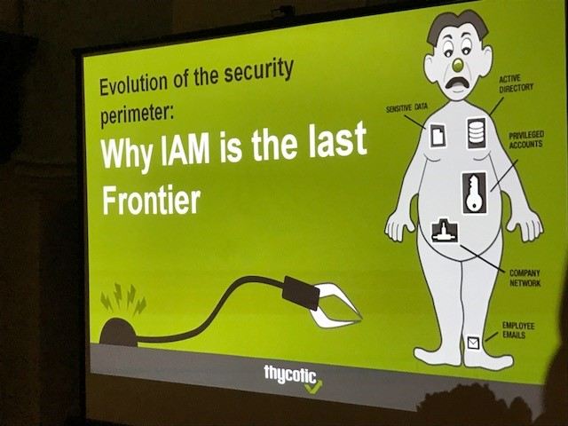 Evolution of security perimeter: Why IAM is becoming the last frontier