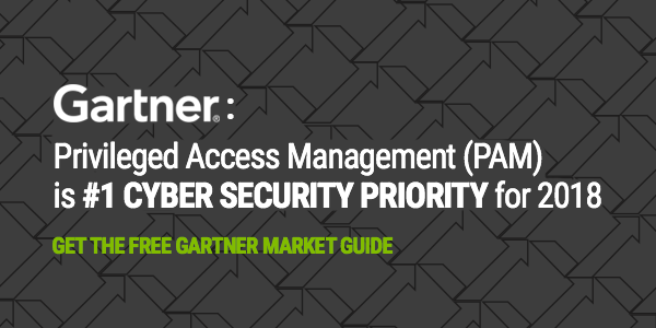 Privileged Access Management Pam Is The 1 Cyber
