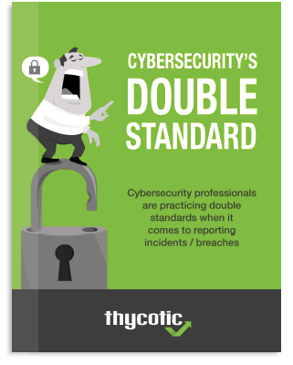 RSA – Cyber Security Proffesionals Double Standard