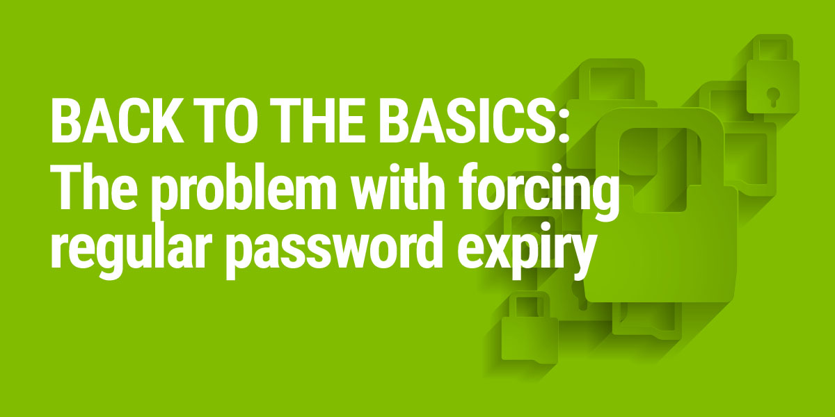 Forcing Regular Password Expiry