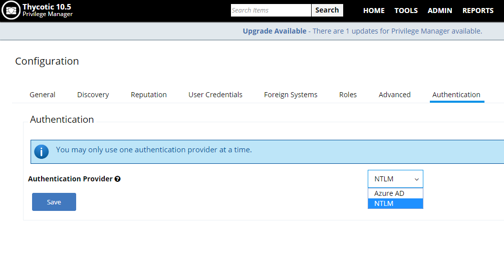 Active Directory Privilege Manager