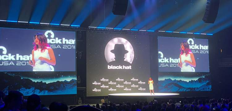 Parisa Tabriz Black Hat 2018