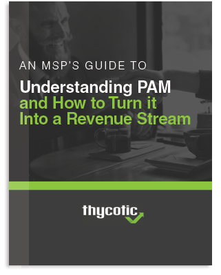 MSP Guide To PAM