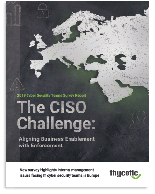 The CISO Challenge: Aligning Business Enablement with Enforcement