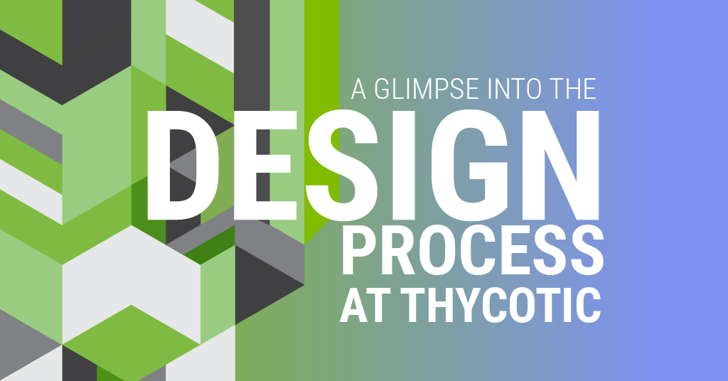 A Glimpse into the Design Process at Thycotic