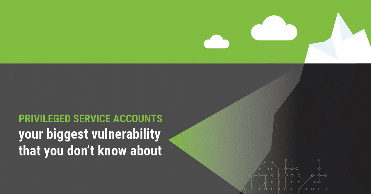 Your biggest vulnerability that you don't know about