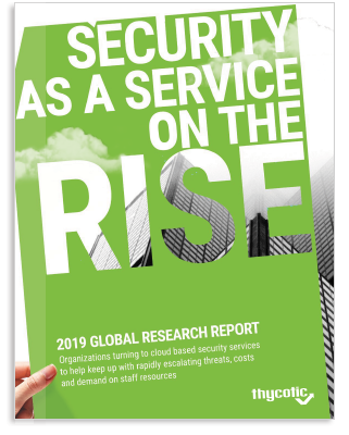 Security as a Service on the Rise