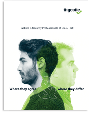 Black Hat Hacker Survey Report 2019
