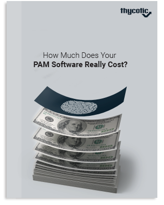 PAM Total Cost of Ownership Checklist
