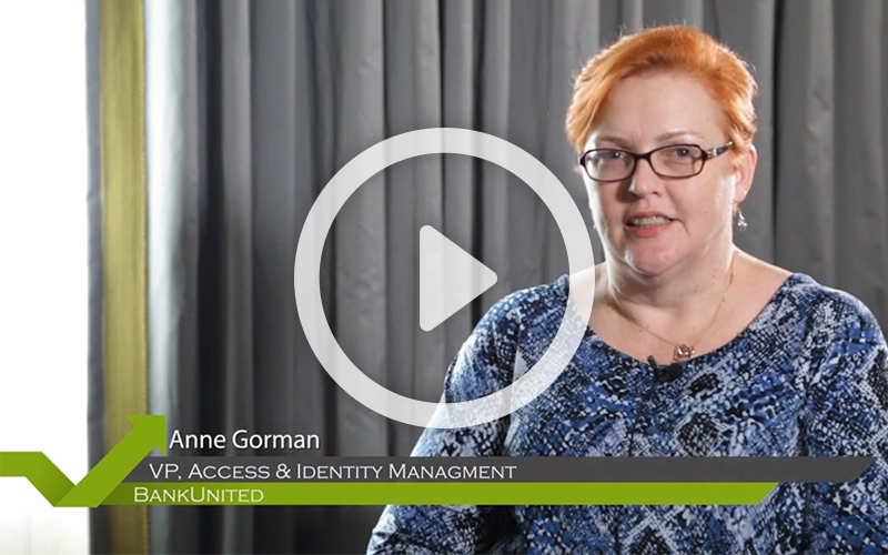 Video: Access & Identity Management – managing BankUnited's privileged service accounts
