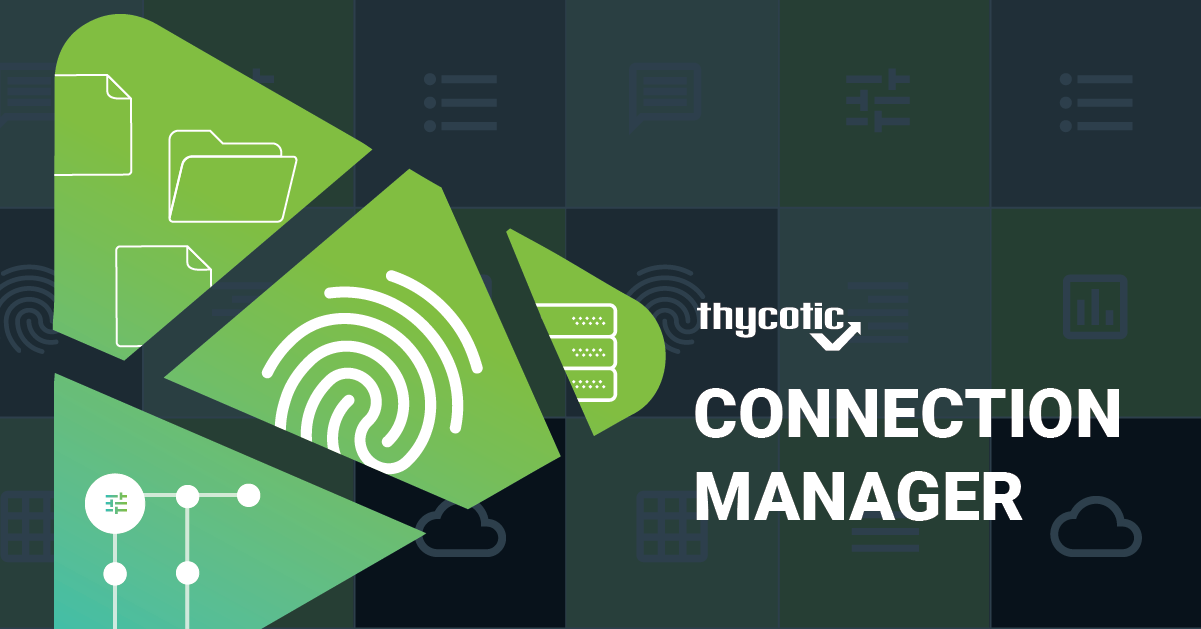 Thycotic Connection Manager