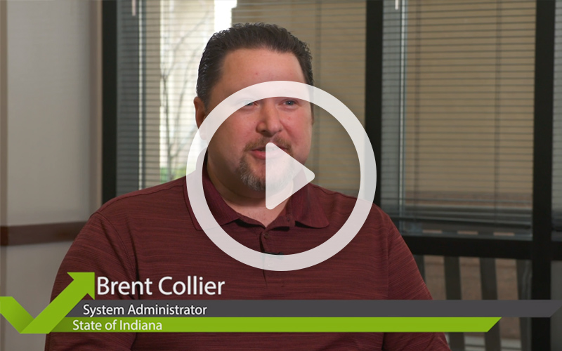 Video: State of Indiana opts for secure privilege management and accelerates their development process