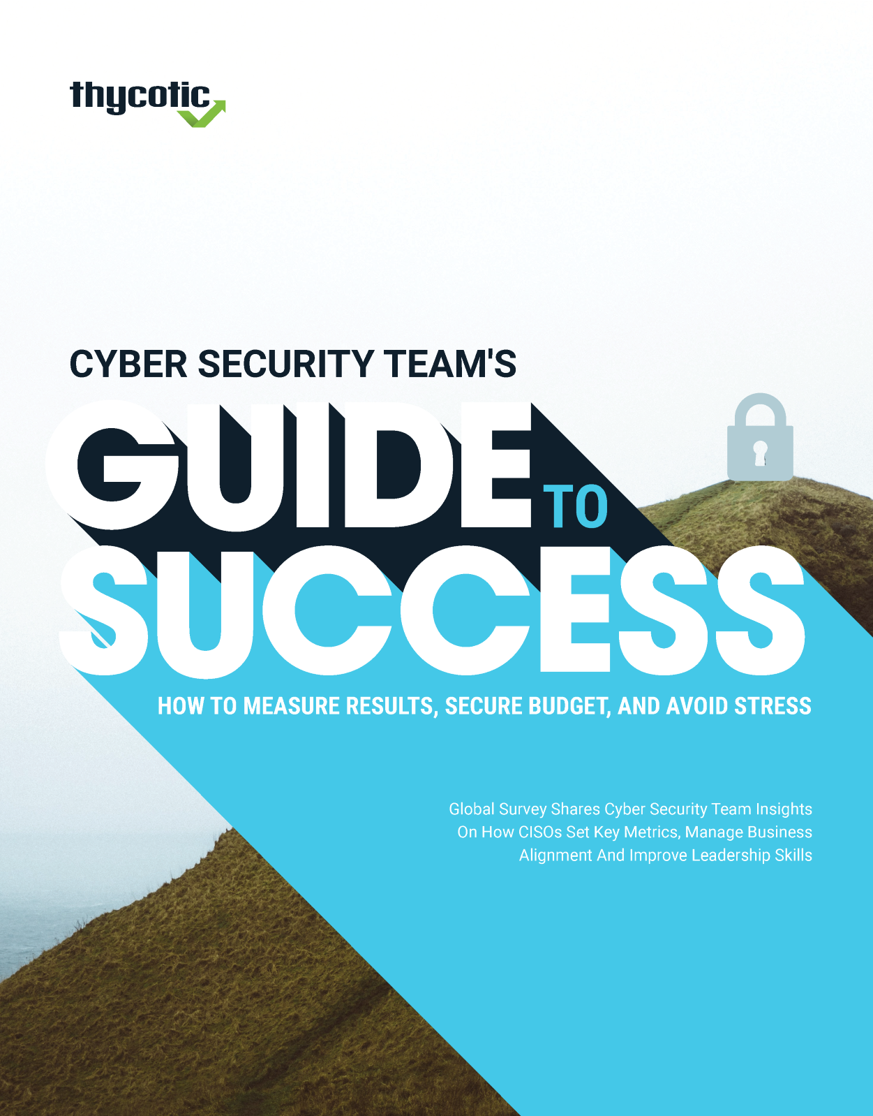 Cyber Security Teams' Guide to Success