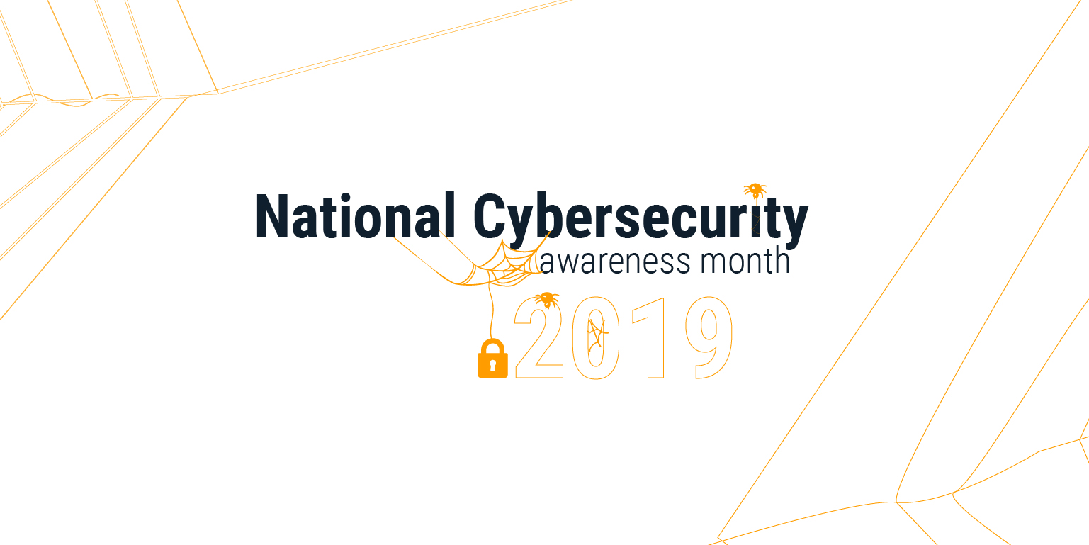 National Cyber Security Awareness Month 2019