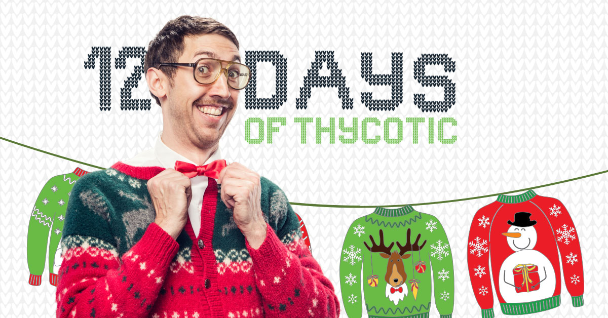 12 Days of Thycotic 2019