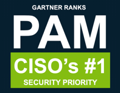 PAM | CISO's top priority