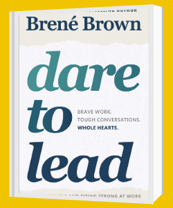 Career Book: Dare to Lead