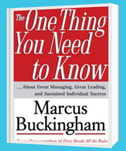 Career Book: The One Thing you Need to Know
