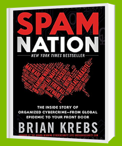Cyber Security Book: Spam Nation