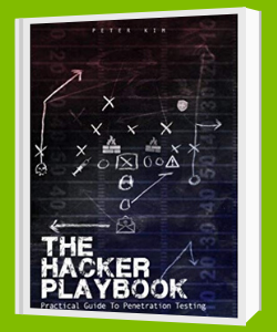 Cyber Security Book: The Hacker Palybook