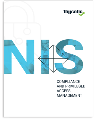 NIS Compliance and Privileged Access Management