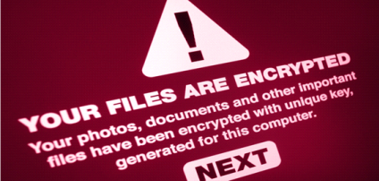 CISOs Research Report - File Encrypted