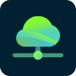 Cloud Access Control Icon