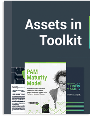 Business Case for PAM Toolkit