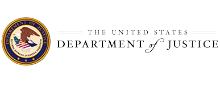 Logo - Department of Justice