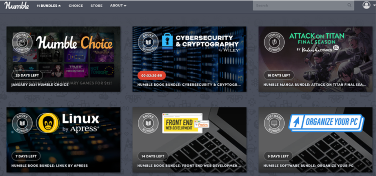 The Humble Cyber Security Bundle