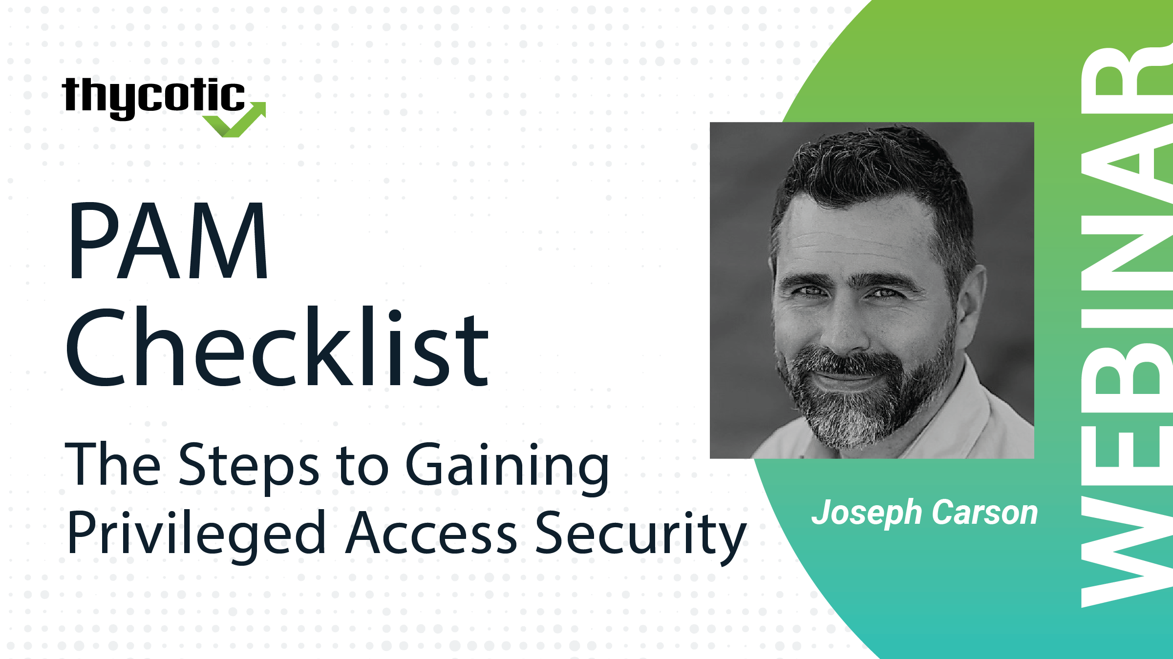 PAM Checklist – The Steps to Gaining Privileged Access Security EMEA